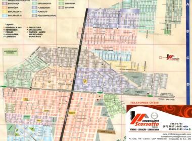 Mapa Chapadão do Sul 09.03.2020 - Cópia
